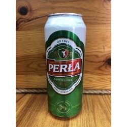 Perla chmielowa piwo 0.5 l puszka