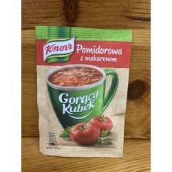 Knorr G.K Gulaszowa con Pasta 16g